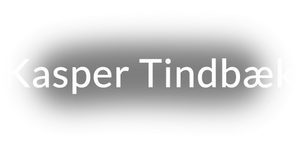 Kasper Tindbaek